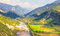 Stock Image : Valley in the South of France