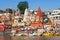 Stock Image : Varanasi ghats