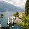 Stock Image : Varenna, Como Lake