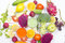 Stock Image : Various vegetables and fruits