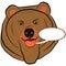 Stock Image : Bear