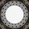 Stock Image : Vector seamless vintage white Greek ornament (Meander)