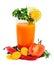Stock Image : Vegetable juice
