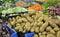 Stock Image : Vegetable market