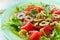 Stock Image : Vegetable salad