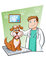 Stock Image : Veterinary