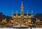 Stock Image : Vienna Christmas Market