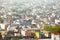 Stock Image : View of the Jaipur skyline
