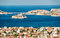 Stock Image : View from Marseilles, France