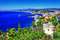 Stock Image : View of Nice, french riviera