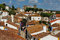 Stock Image : View of town Obidos, Portugal