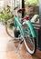 Stock Image : Vintage bicycle