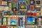 Stock Image : Vintage mosaic