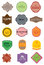 Stock Image : Vintage retro badges and labels