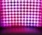 Stock Image : Violet Dance Disco Lights Stage Background