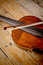Stock Image : Violin a string instrument