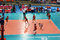 Stock Image : Volleyball WGP : Dominican VS Thailand
