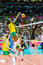 Stock Image : Volleyball World Grand Prix 2014