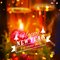Stock Image :  Vrolijke Kerstmis en de Gelukkige achtergrond van het Nieuwjaar
