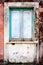 Stock Image : Wall with window