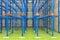Stock Image : Warehouse shelves