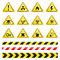 Stock Image : Warning sign