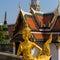 Stock Image : Wat Phra Kaew, Bangkok (Thailand)