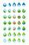 Stock Image : Water drop