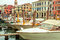 Stock Image : Water Taxis in Venice