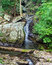 Stock Image : Waterfall at Cloudland Canyon State Park