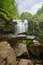 Stock Image : Waterfall in the forest