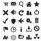 Stock Image : Web Icons