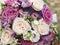Stock Image : Wedding bouquet
