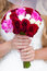 Stock Image : Wedding bouquet of the bride
