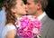 Stock Image : The Wedding Bouquet
