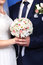 Stock Image : Wedding bouquet