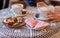 Stock Image : Wedding cookies