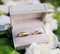 Stock Image : Wedding rings