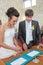 Stock Image : Wedding