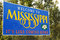 Stock Image : Welcome to Mississippi