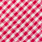 Stock Image : White and red checkered background