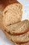 Stock Image : Wholemeal Bread