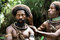Stock Image : Wigmen of Papua New Guinea