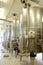 Stock Image : Wine Production