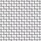 Stock Image : Wire mesh seamless pattern