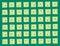 Stock Image : Wonky square pattern