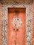 Stock Image : Wooden Door, Bhutan