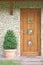 Stock Image : Wooden Door