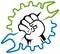 Stock Image : Workman logo