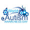 Stock Image : World Autism Awareness Day